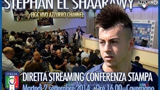 Conferenza stampa - 2 settembre 2014