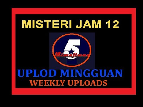MJ12 ( 18 Mar to 22 March 2013 ) Full Week Broadcast