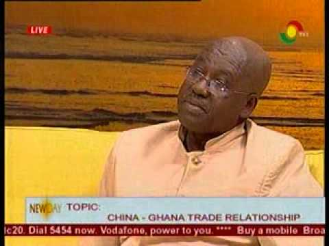 New Day - Discuss Ghana - China Trade Relations - 7/5/2014
