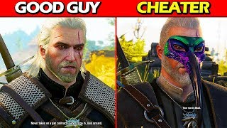10 Video Game PUNISHMENT SYSTEMS That Worked PERFECTLY