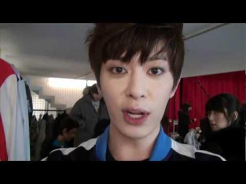 120116 Boyfriend W Academy - Donghyun's Ucc