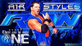 "(NEW) 2013: AJ Styles 2nd WWE Theme Song ""Ignition"" By"
