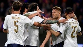 Highlights: Olanda-Italia 1-2 (28 marzo 2017)