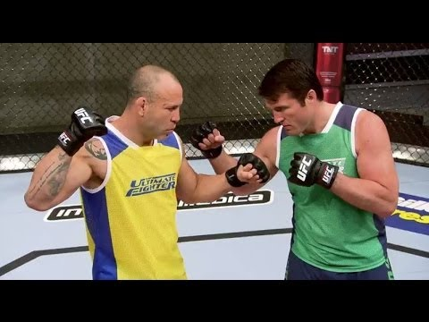 Rapid Fire -- Sonnen on TUF Brazil