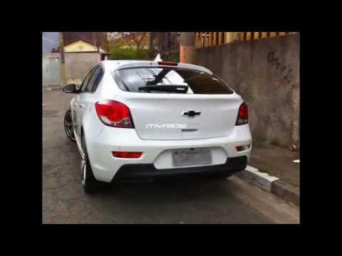 Carros Rebaixados - Chevrolet Cruze Sport6 HB Rodas aro 20 Ava Whels HS-000