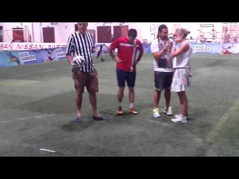 #VirginRadioAndEmirates2Rio: Penalty Shootout