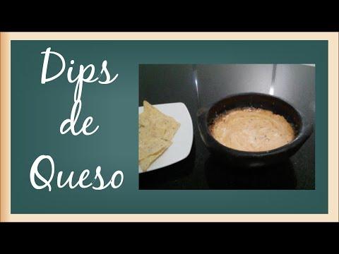 Como hacer dips de queso crema recetas pasabocas para fiestas Recetatube