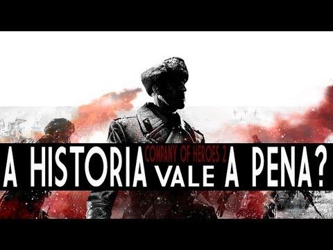 Company Of Heroes 2 - A Historia Vale A Pena?