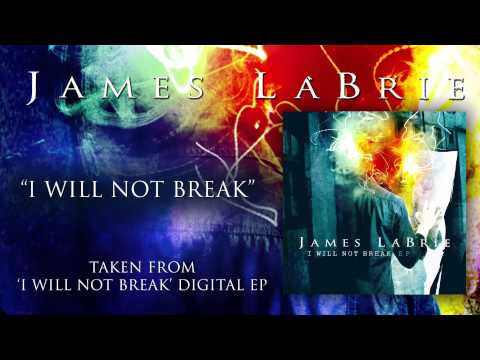 JAMES LABRIE - I Will Not Break (Album Track) online metal music video by JAMES LABRIE