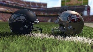 Madden 15 Gameplay Seattle Seahawks Vs San Francisco 49ers