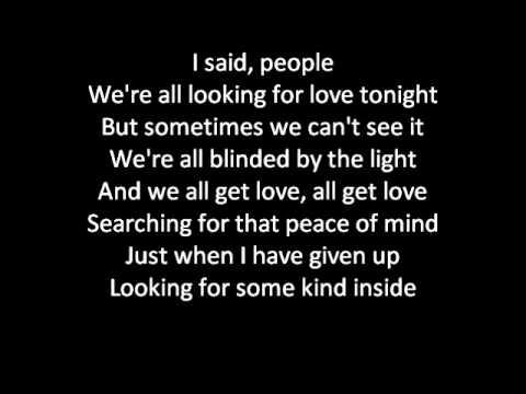 The Wanted-I Found You Lyrics