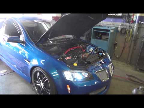 LtxTech dyno day pontiac G8 2014 performance specialties