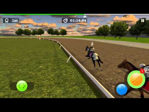 Derby Quest Horse Racing Game 2.0 Now Available on iOS & Android