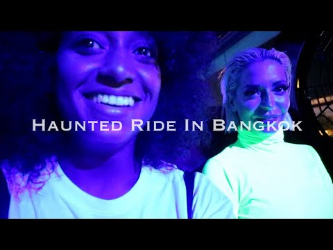 I Made 5 Models GO ON A HAUNTED RIDE  (HILARIOUS)   Canon M10