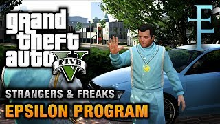 GTA 5 - Epsilon Program (Kifflom! Achievement / Trophy)