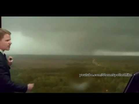 4-28-2014 WTVA Tupelo Tornado Coverage