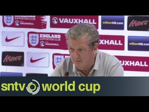 Hodgson hails 'top class' Pirlo [AMBIENT]
