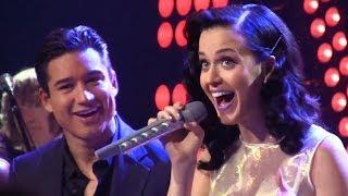 "Katy Perry's ""Prism"" Performance At IHeartRadio Prim Album"
