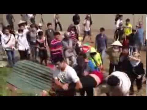 Hồn Ma Lê Thị Thanh Huyền Hiện về Tại Sông Hồng