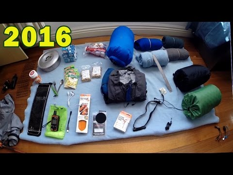 New Camping Equipment 2016