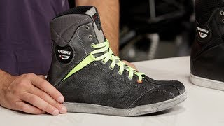 TCX X-Rap WP Shoes Review At RevZilla.com