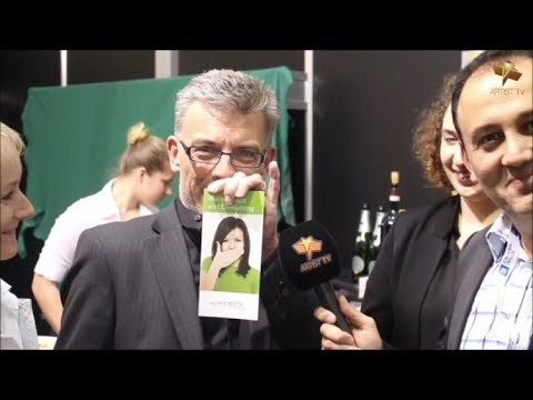 Winelink Hamburg - Interview auf der Aircraft interiors EXPO 2014