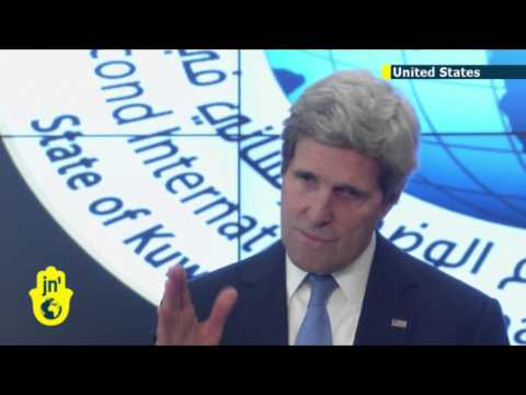 Kerry brushes off 'messianic' slur: top US diplomat seeks Middle East peace process breakthrough
