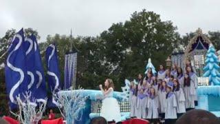 Lexi Walker Sings Let It Go For Frozen Christmas
