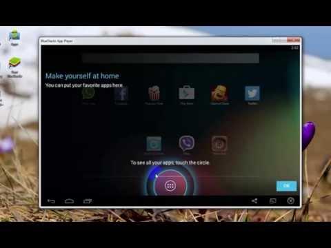 Hướng dẫn cài Bluestacks chơi game Android trên máy tính