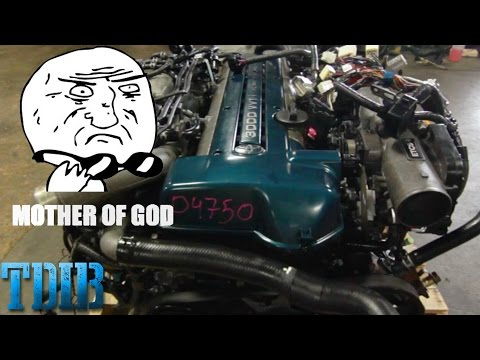 Buying A 2JZ!- PROJECT 240SMURRFX (Ep.3)