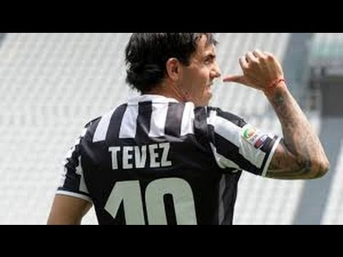 Carlos Tevez - All Goals - Juventus - 2013/14 - HD