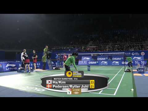 2011 World Superseries Finals-WD-Semi Finals-Jung Eun Ha_Min Jung Kim vs. Christinna P_Kamilla Juhl