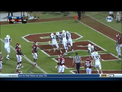 Hình ảnh trong video 09/07/2013 West Virginia vs Oklahoma Football