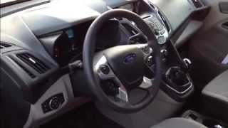 Detalles Interiores Ford Tourneo Connect
