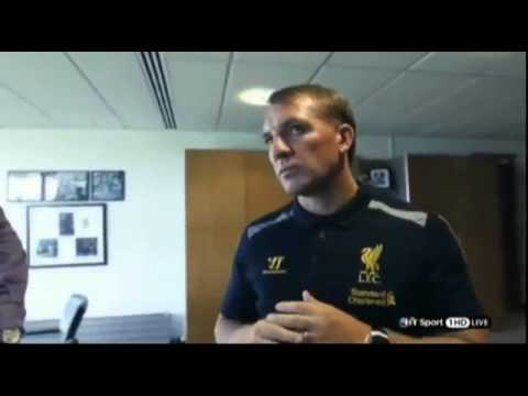 Brendan Rodgers Interview (BT SPORT)