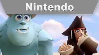 Nintendo - Disney Infinity Announce Trailer