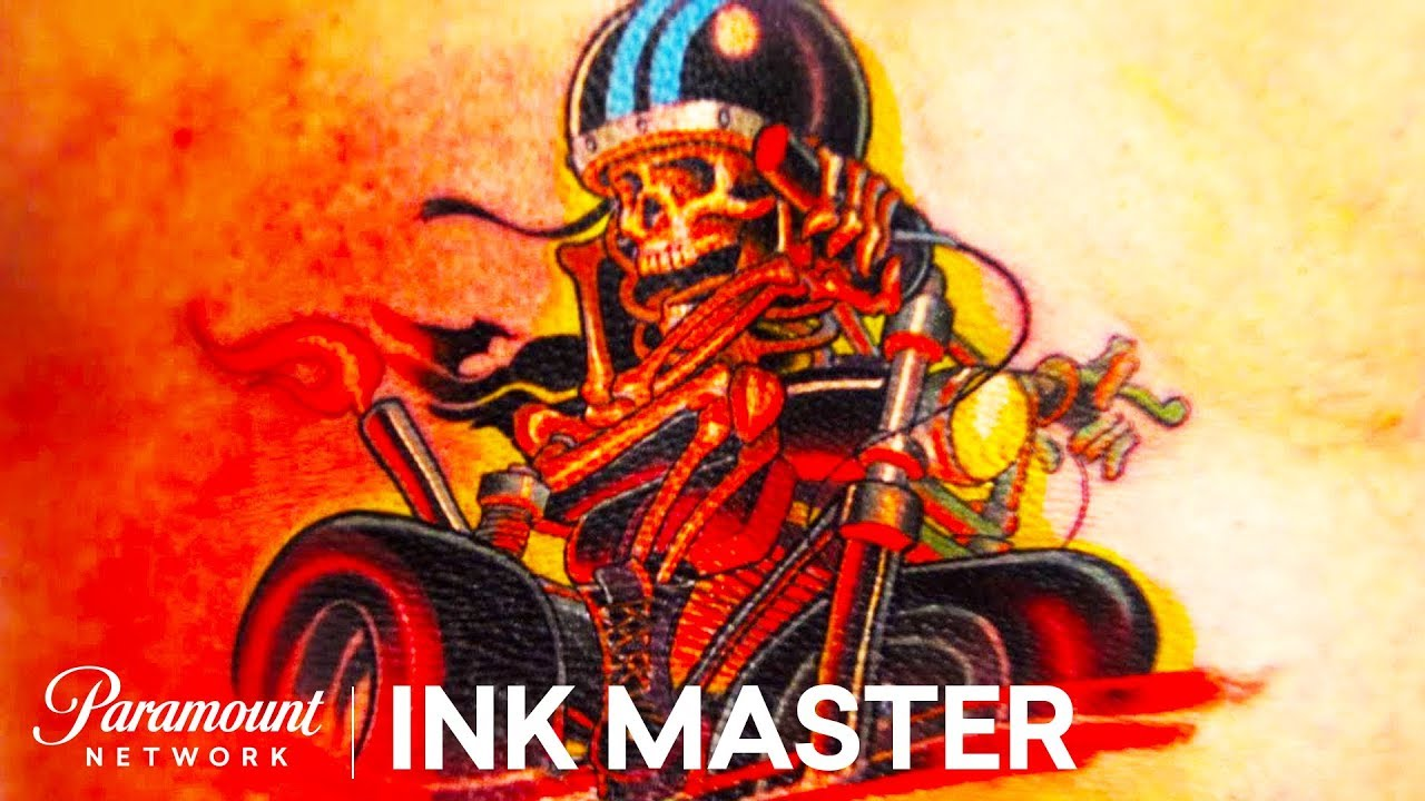 Tattoo nightmares no more tramp stamp youtube for Is tattoo nightmares still on