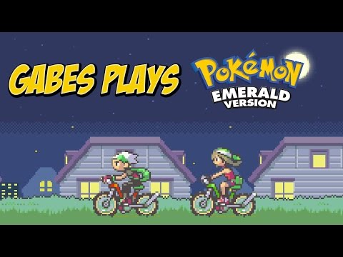 Gabe Plays... Pokemon Emerald - Part 8 - EHEHE