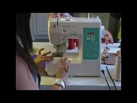 007 Máquina de Costura Singer