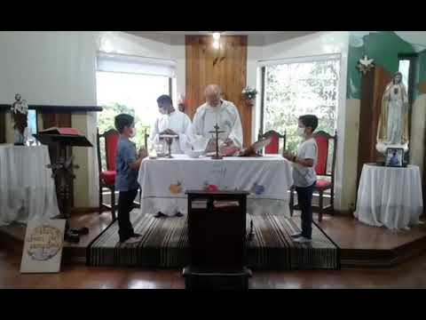 Santa Missa | 16.11.2020 | Segunda-feira | Padre José Sometti | ANSPAZ