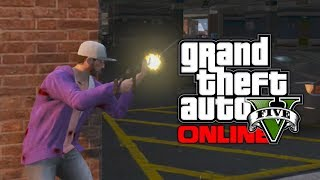GTA 5 Online: Rooftop Rumble Difficulty Buff Harder