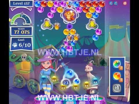 Bubble Witch Saga 2 level 157