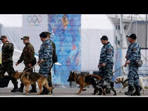 Will Sochi's Ring Of Steel Protect Olympics From Toothpaste Terror Threat?