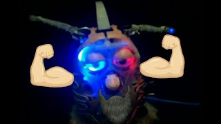 Circuit-Bent Funky Furby (Furby Trio ft. GL1TcH & Jaxxx)