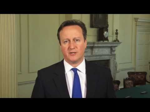 Happy Vaisakhi 2014: Message from David Cameron