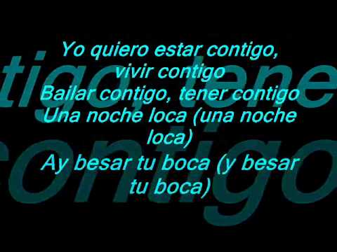 enrique iglesias bailando lyrics