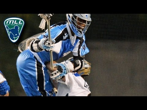 MLL Week 12 Highlights: Hounds vs Machine