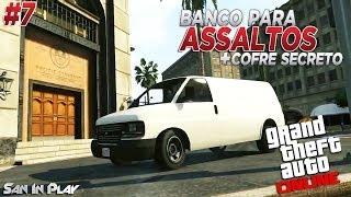 GTA Online: Banco Para Assaltos + Cofre Secreto Guia De