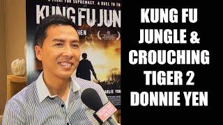 Crouching Tiger Hidden Dragon 2, Ip Man 3 & Kung Fu Killer