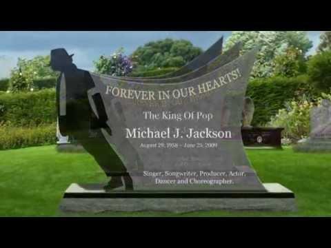 Michael Jackson Gravestone Michael Jackson Gravestone
